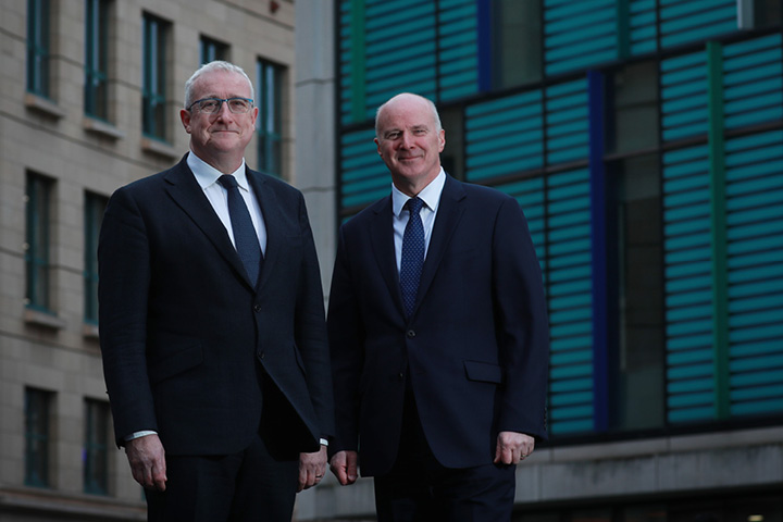 Changing of the guard at Anderson Strathern Asset Management